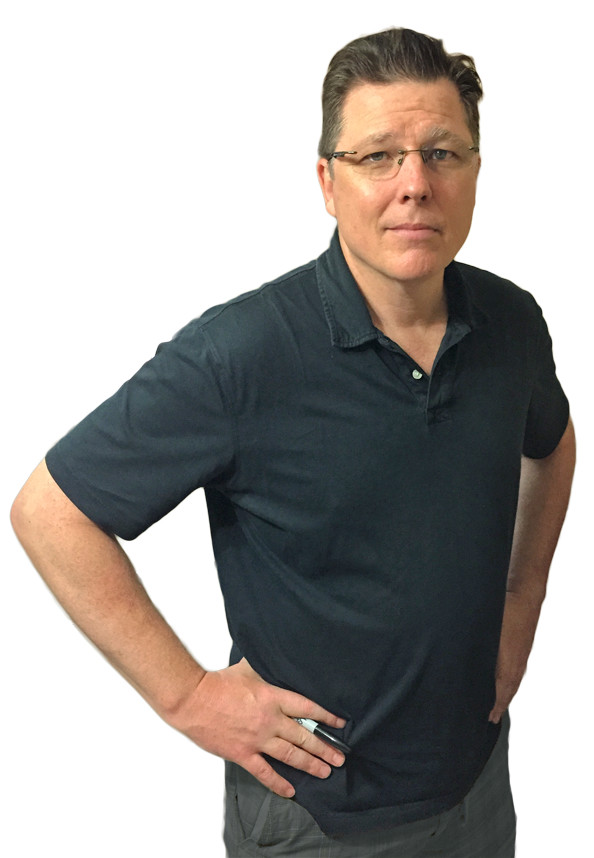 Portrait: Peter Sawchuk